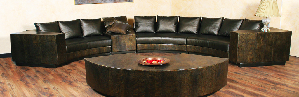 Как отремонтировать кожаный диван своими руками